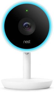 google home security camera
