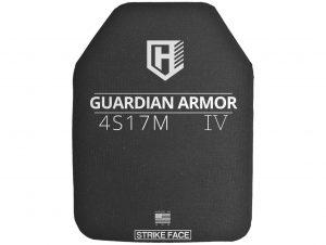 guardian level 4 body armor