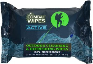 outdoor body wipes