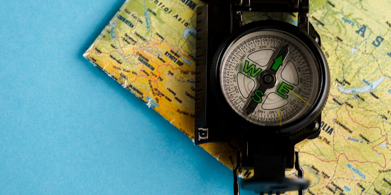 How to Use a Compass and Map – Never Get Lost