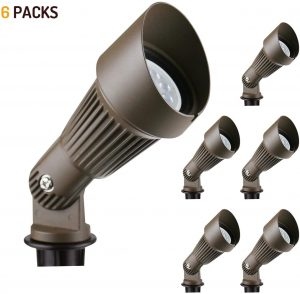 best outdoor spotlight