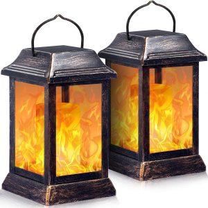 garden solar lanterns
