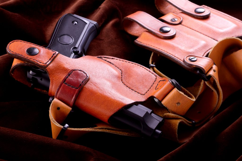 1911 shoulder gun holster