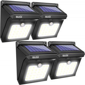 best solar security lights