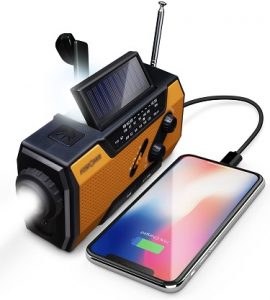best portable radio for emergency