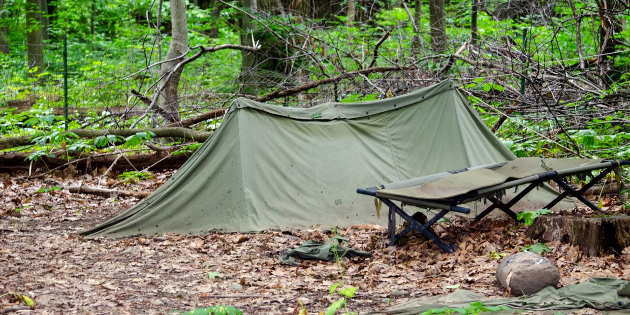 Best Sleeping Cots for Tents and Outdoors – Buyer's Guide and Reviews
