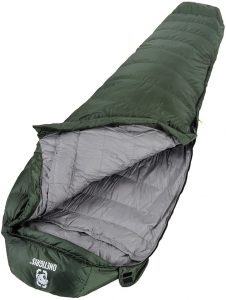 OneTigris Light Patrol Down Sleeping Bag