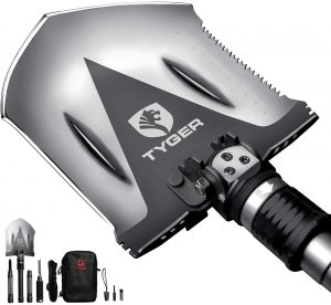 Tyger Shovel Folding Compact Tool
