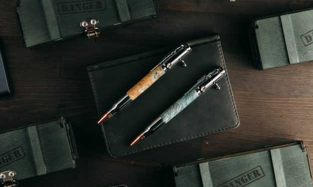 Best Tactical Pen for EDC Self-Defense [7 Top Picks Reviewed]