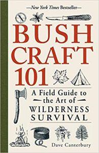bushcraft book cover
