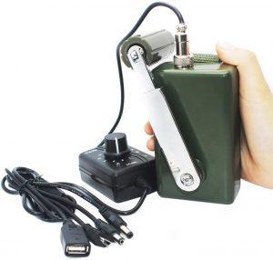 best hand crank generator