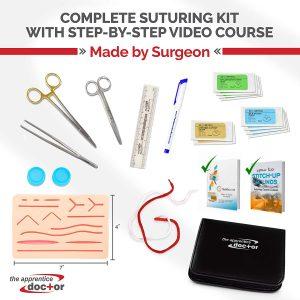 suturing kit